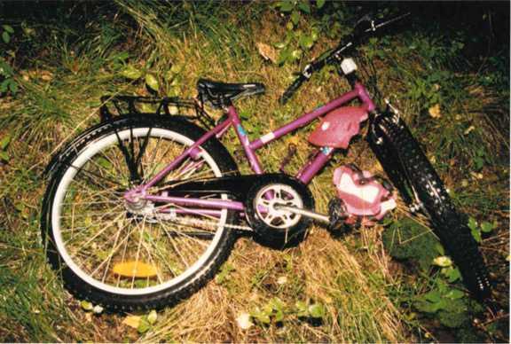 En 58-årig man misstänks nu för att ha våldtagit och misshandlat en åttaårig flicka i september 1995. Bilden från polisens förundersökning.