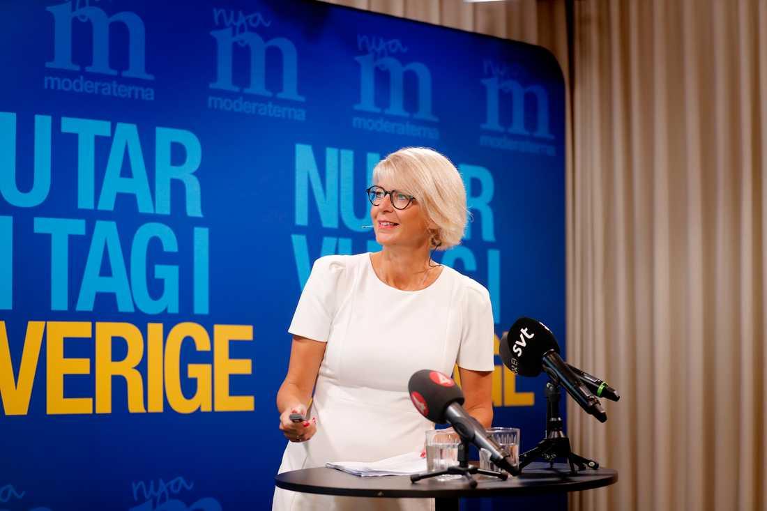 Elisabeth Svantesson.