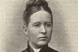Hedda Andersson (1861-1950), Sveriges andra kvinnliga läkare som ägnade sin livsgärning åt vård av kvinnor och barn samt åt Föreningen för sjukvård i fattiga hem.