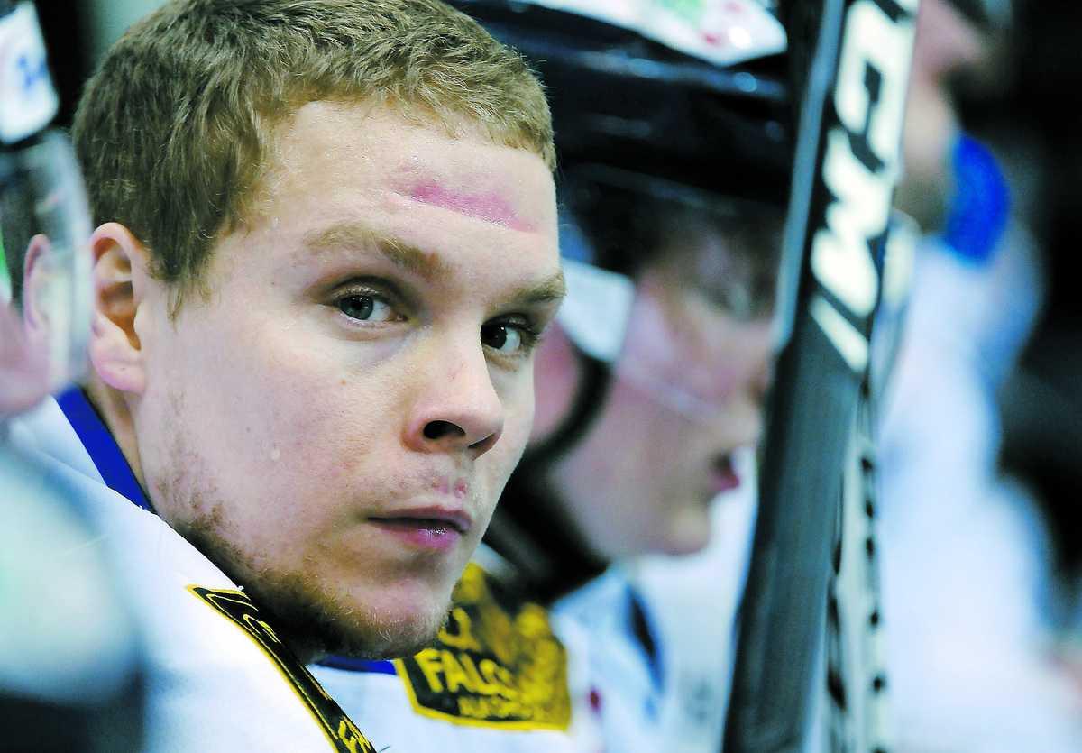 Kan dömas Andreas Jämtin spelade i gårdagens förlustmatch mot Färjestad. Nu har en förundersökning inletts mot stjärnan.