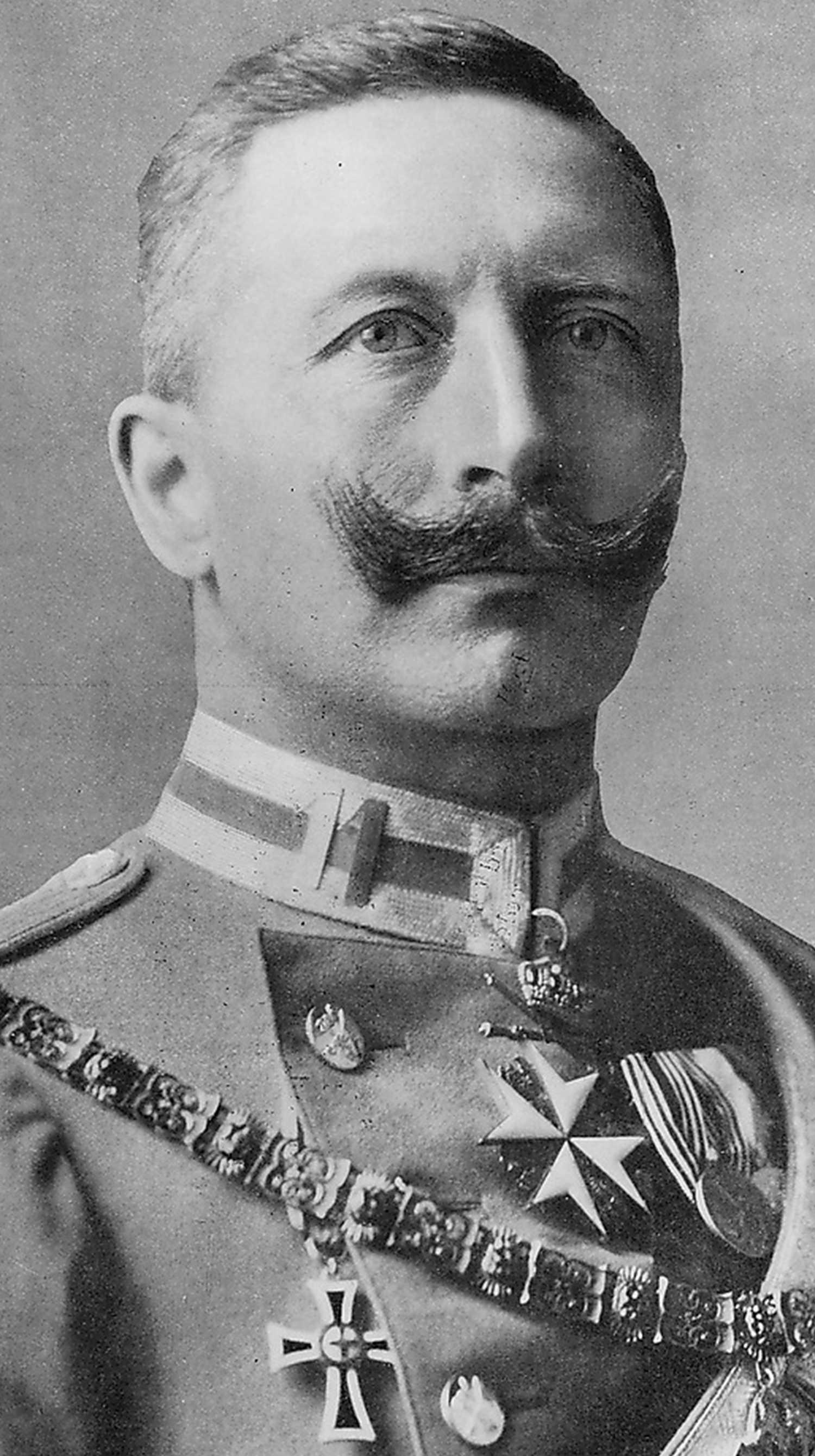 Kejsare Vilhelm II