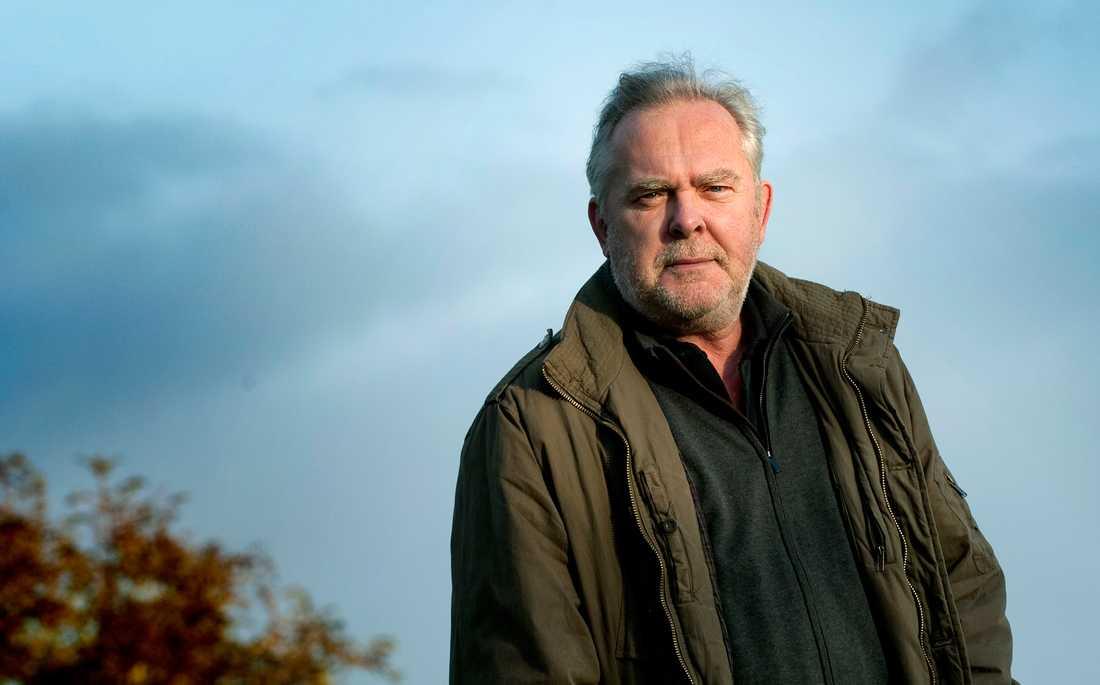 Bengt Magnussons testikelcancern upptäcktes av en slump.