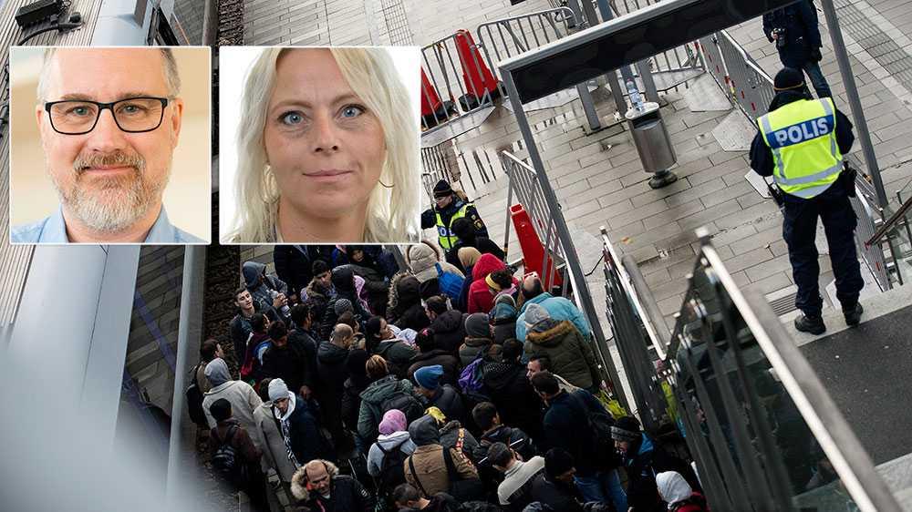 Sverige måste ta ett helhetsgrepp på hela asyl- och flyktingpolitiken, ända från krisernas närområde ner till svenska kommuner. Närhetsprincipen och att söka asyl i första säkra land måste ersätta dagens sekundärförflyttningar och asylshopping, skriver  Jonas Andersson och Jennie Åfeldt (SD).