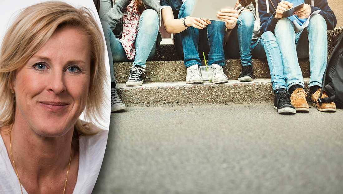 Dagens skolval bidrar till segregationen och förstärker den segregation som redan finns i samhället, skriver debattören.