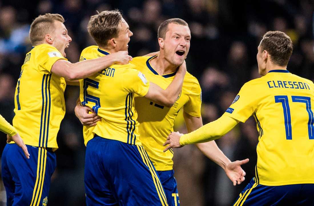 Jakob Johansson frälste Sverige på Italien för ett år sedan