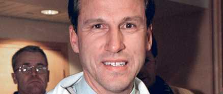 Thony Lindqvist, tidigare tränare i Ryssland.
