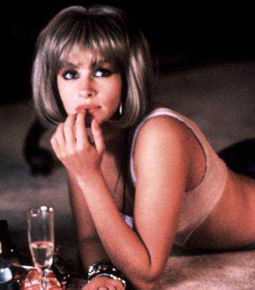 """Julia Roberts som prostituerad i filmen """"Pretty woman"""", där hon i en torsk möter kärleken."""