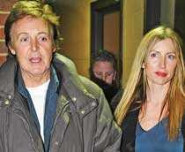 McCartney och Mills har kommit överens om skilsmässan.