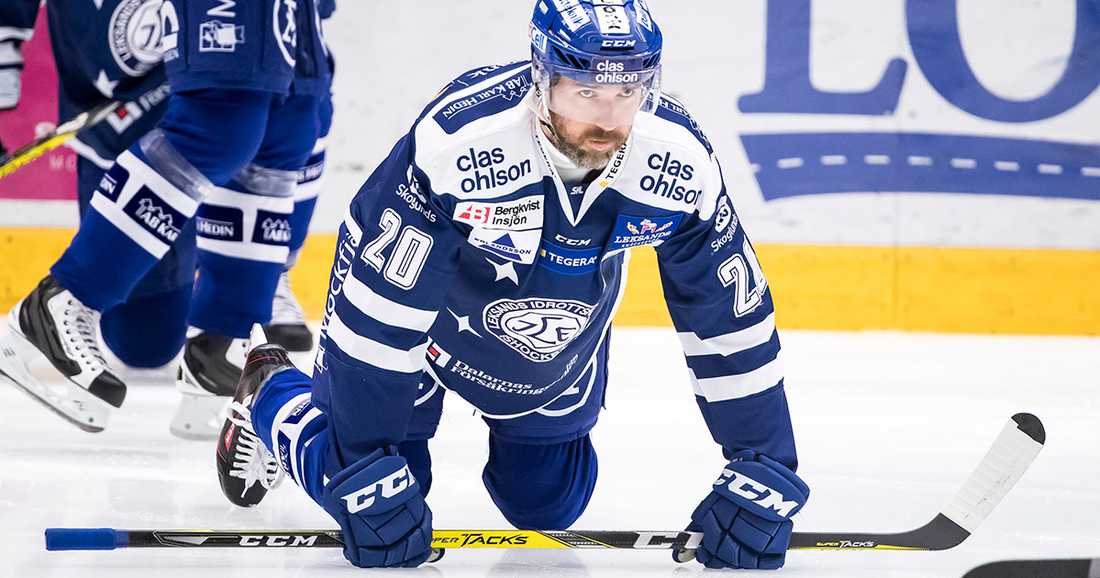 Tommi Paakkolanvaara har haft en tung tid i Leksand