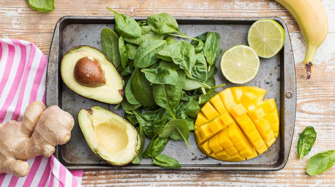Frukt och grönsaker kan minska risken för depression.