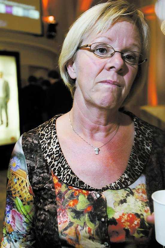 Wanja Lundby-Wedin.