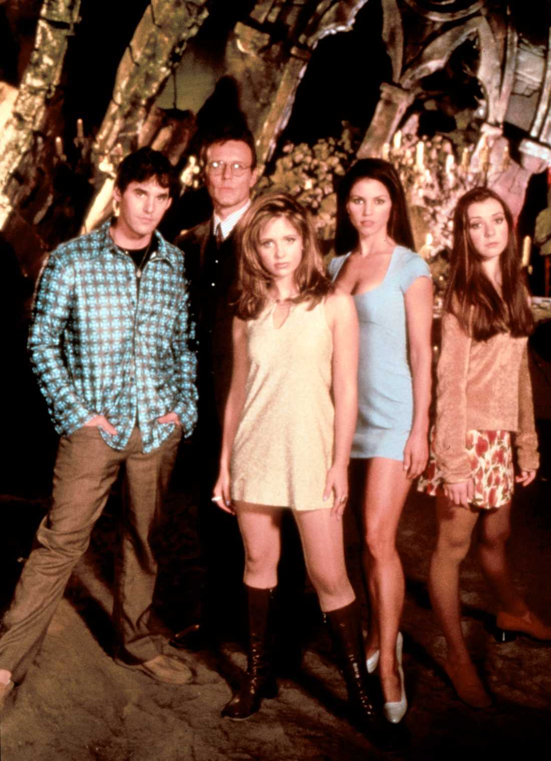 """""""Buffy och vampyrerna"""""""
