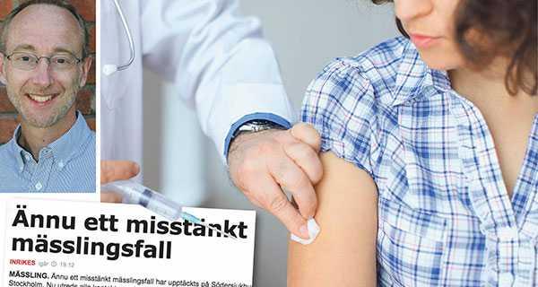 Ett tiotal studier visar att det saknas samband mellan mässlingsvaccination och autism, skriver Jonas Ludvigsson.