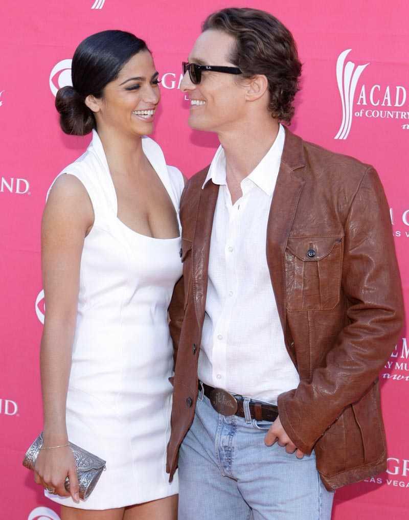 Matthew McConaughey och Camila Alves ska ha barn igen.