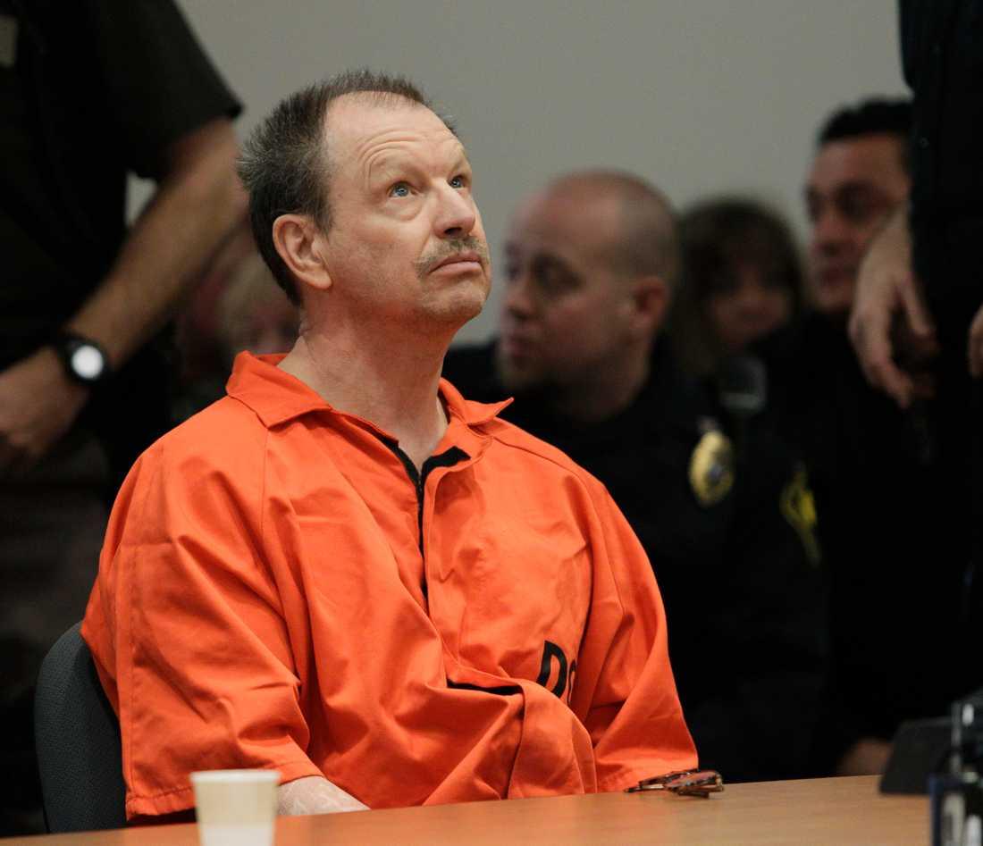 Gary Ridgway brukar beskrivas som den värsta seriemördaren i USA:s historia. Arkivbild.