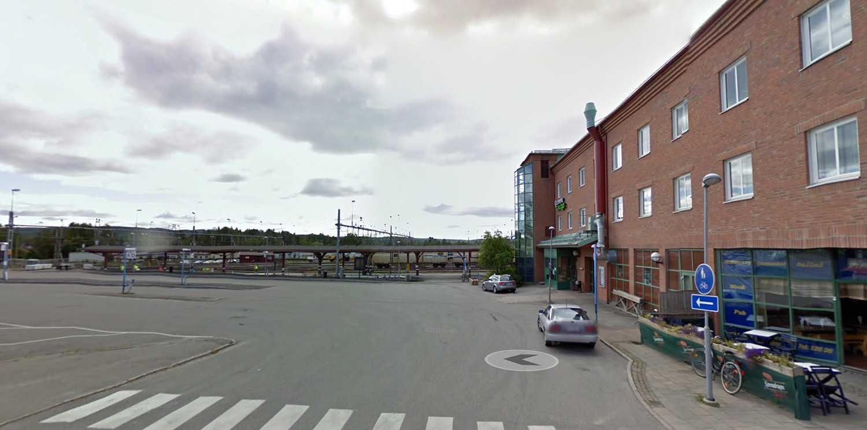 Nu vill polisen komma i kontakt med alla som befunnit sig i närheten av Ånge centralstation mellan klockan 05 och 06 på torsdagsmorgonen.