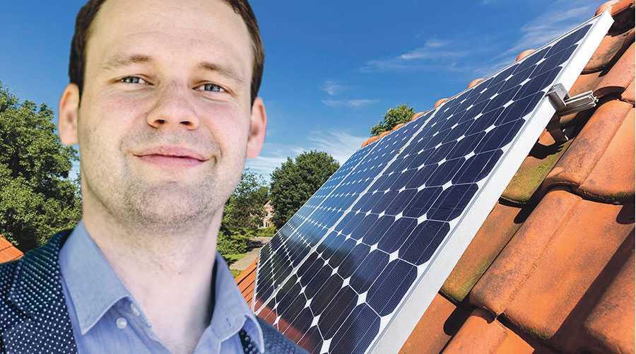 Nu gäller det att haka på solrevolutionen. Sverige ligger redan långt efter många länder och vi har inte tid att vänta längre, skriver Rickard Nordin.