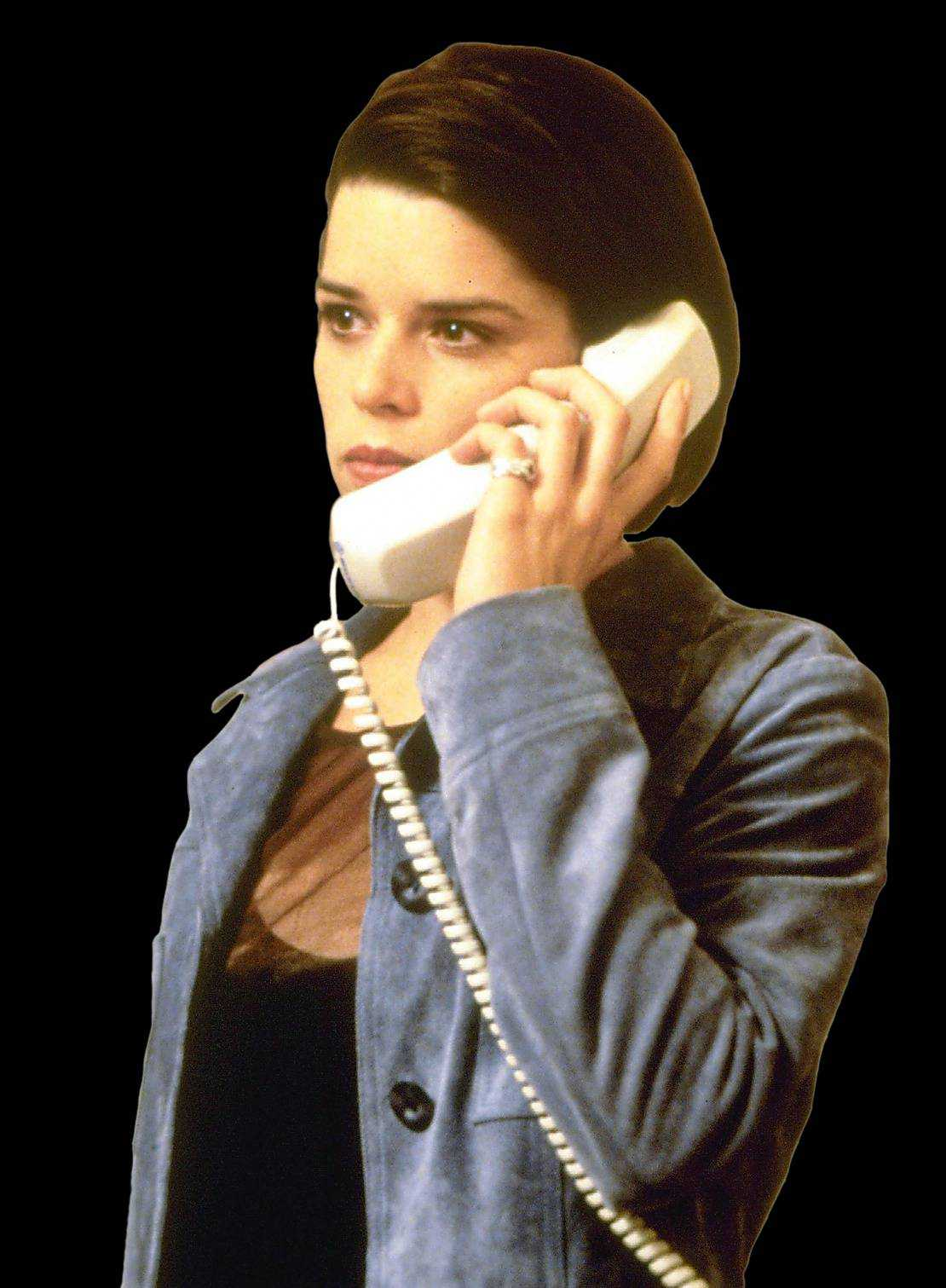 "Neve Campbell i ""Scream 2""."