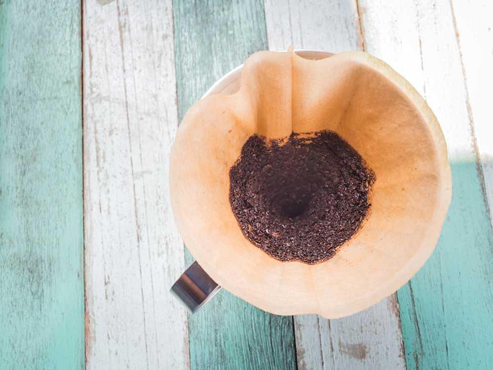Kaffesump är med användbart än du tror.