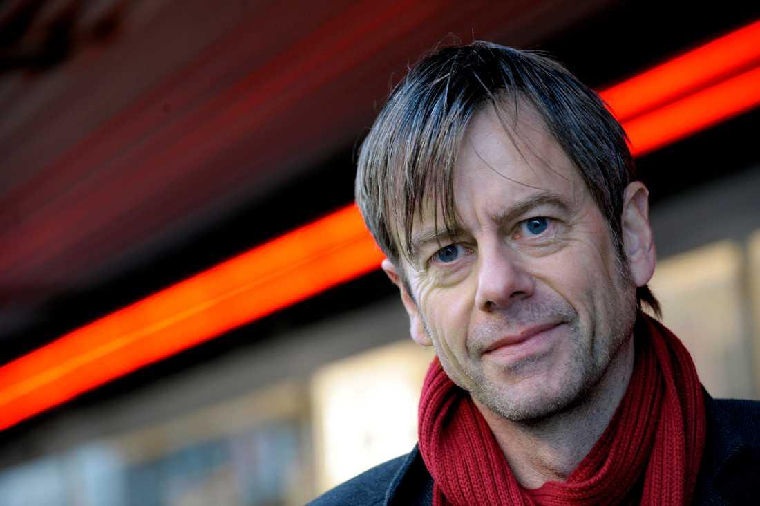 Journalisten och författaren Mats-Eric Nilsson.