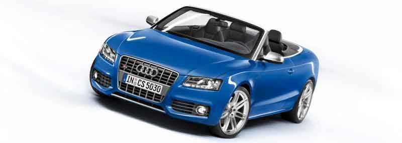 Audi S5 CAb - muskelbil med attityd, nischad för dem med öite tjockare plånbok.