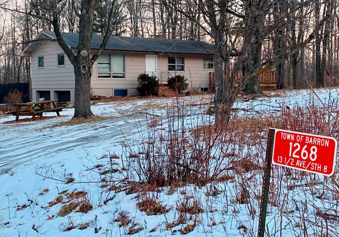 Jayme Closs föräldrar dödades i sitt hem av Jake Patterson
