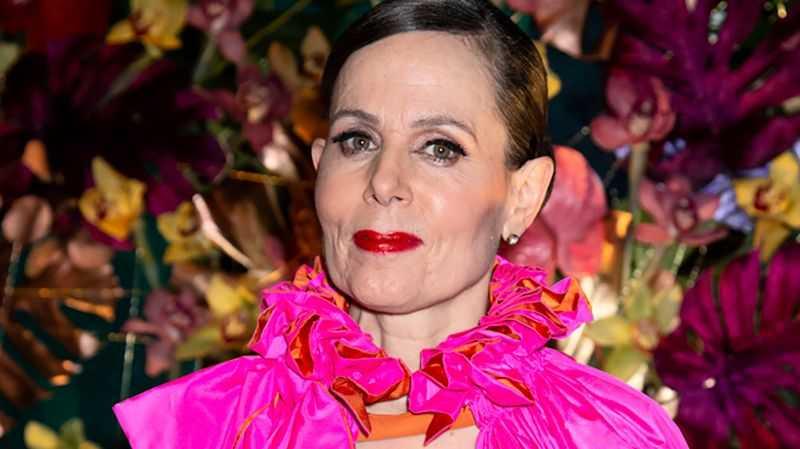 Sara Danius blev 57 år gammal.