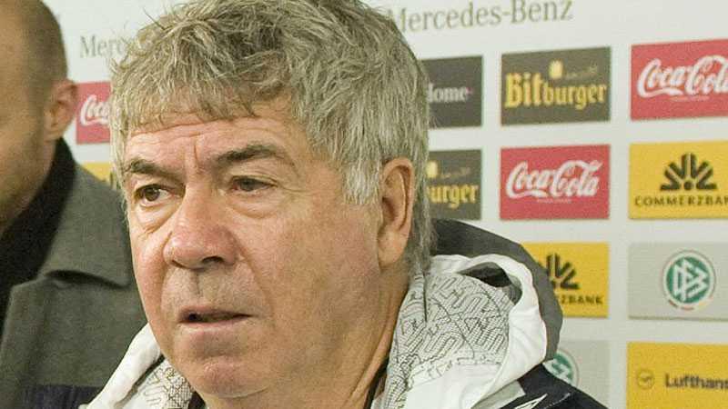 """Norges förbundskaptenen Egil """"Drillo"""" Olsen."""