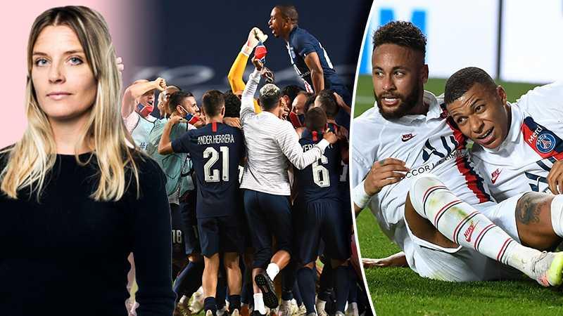 PSG spelar sin första Champions League-final i kväll.