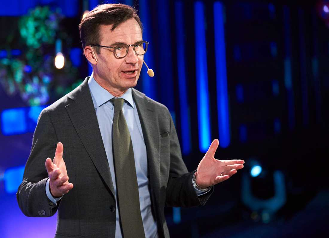 Ulf Kristersson tycker att integrationen är invandrarnas – och bara invandrarnas ansvar.