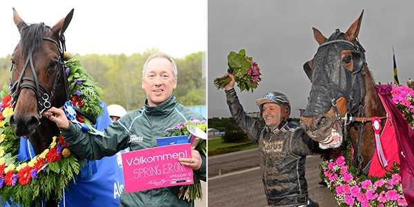 Spring Erom och Nahar faller för åldersstrecket vid årsskiftet. Sportbladet tackar av trotjänarna.