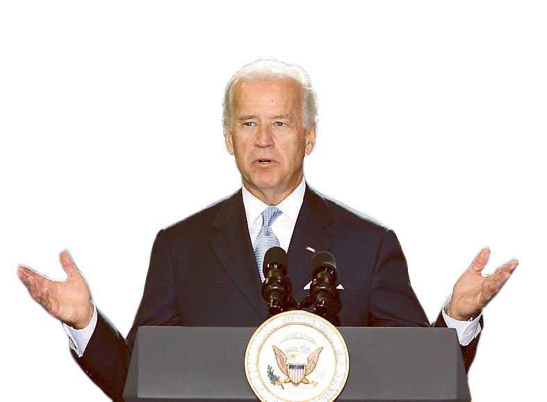 Joe Biden, vicepresident i USA.
