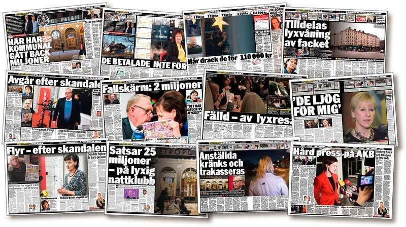 Aftonbladets avslöjanden om Kommunals ledning har hittills resulterat i att 5 000 medlemmar begärt utträde ur förbundet. Lämna inte Kommunal - tillsammans är vi starka, skriver dagens debattör.