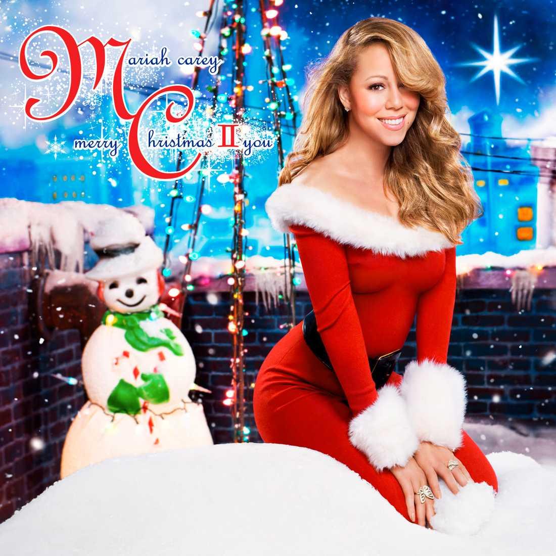 Mariah Carey är van vid att vara julig.