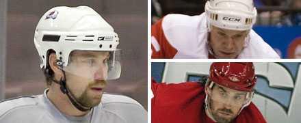 Peter Forsbergs Colorado Avalanche kan få möta Nicklas Lidströms och Henrik Zetterbergs Detroit direkt i NHL-slutspelet. De två lagen har flera klassiska hatmöten bakom sig.