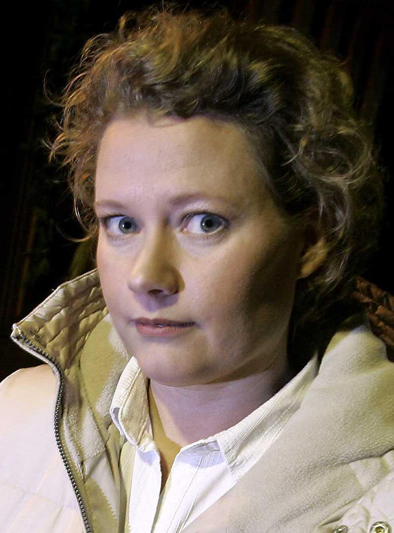 Camilla Sparring.