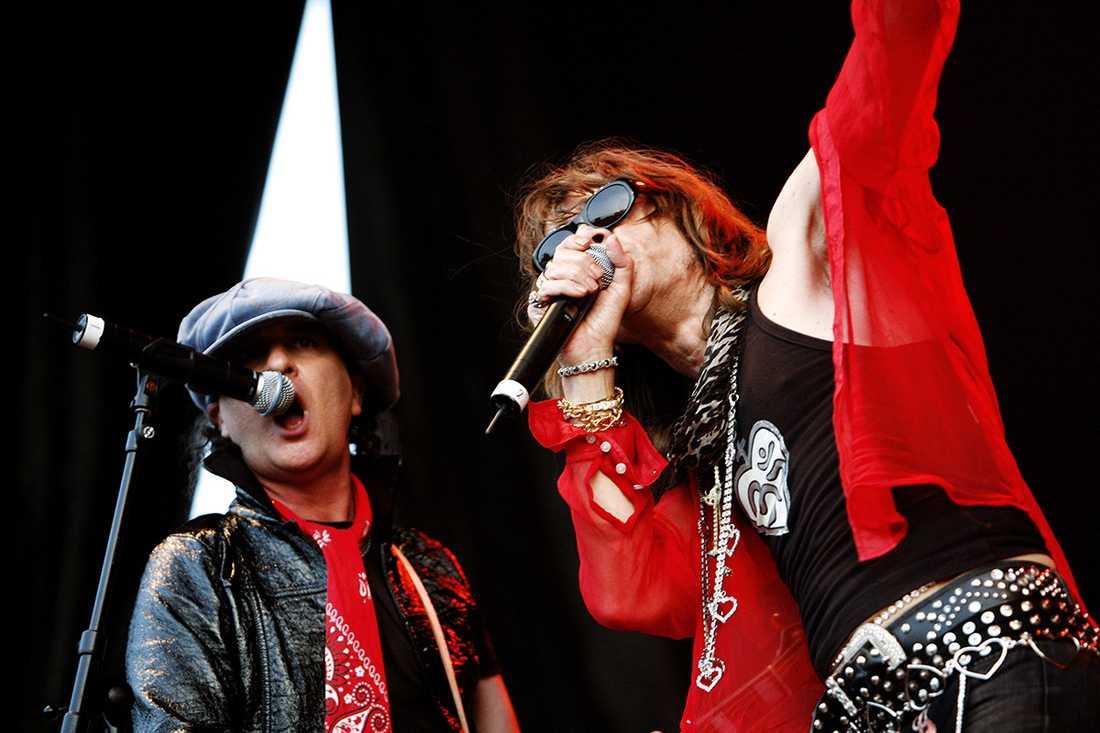 New York Dolls, 2006.