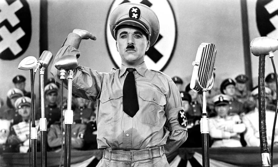 """""""Diktatorn"""" (1940)."""