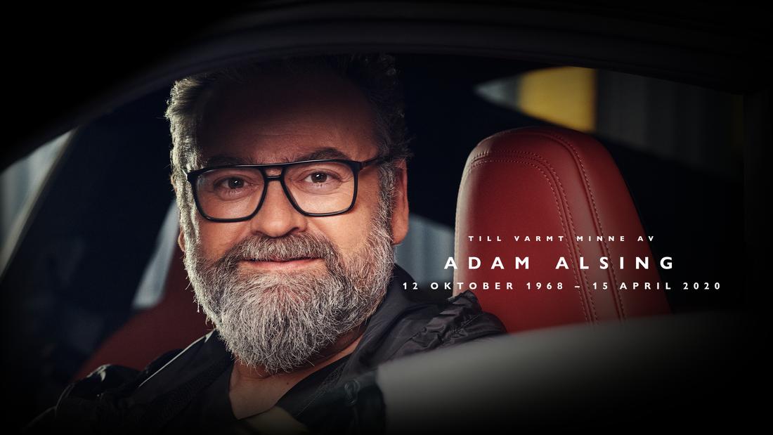 Adam Alsing blev 51 år.
