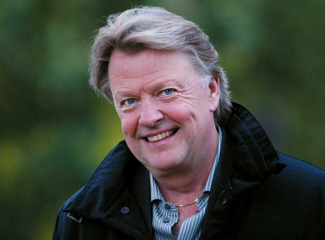 Sven-Erik Magnusson gick bort på onsdagen. Han blev 74 år.