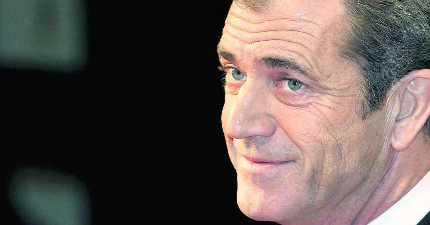 8 barn Skådespelaren Mel Gibson är 1,77 lång och har hela åtta barn.