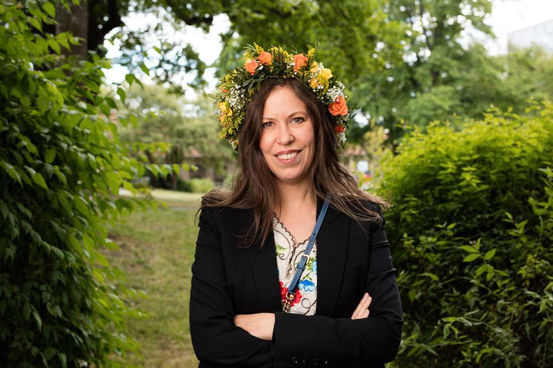Ida Sjöstedt.