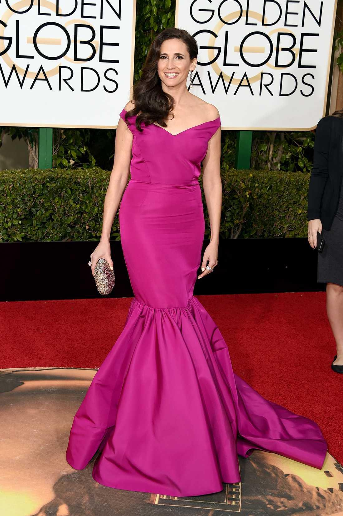 Skådespelerskan Michaela Watkins.