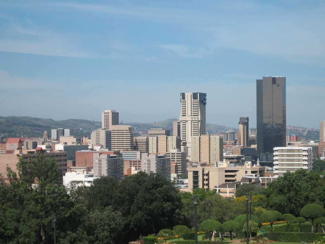 Pretoria.
