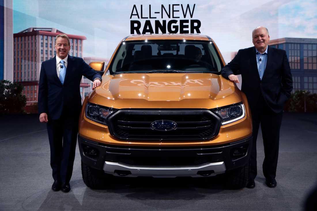 Ford ska storsatsa på elbilar, meddelar företaget i samband med Detroits motormässa.