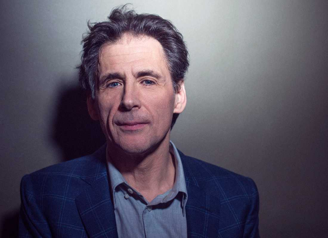 Författaren David Lagercrantz.