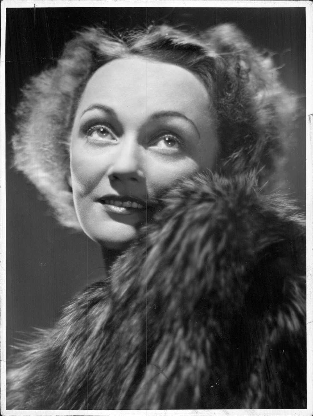 Ulla Billquist (1907–1946).