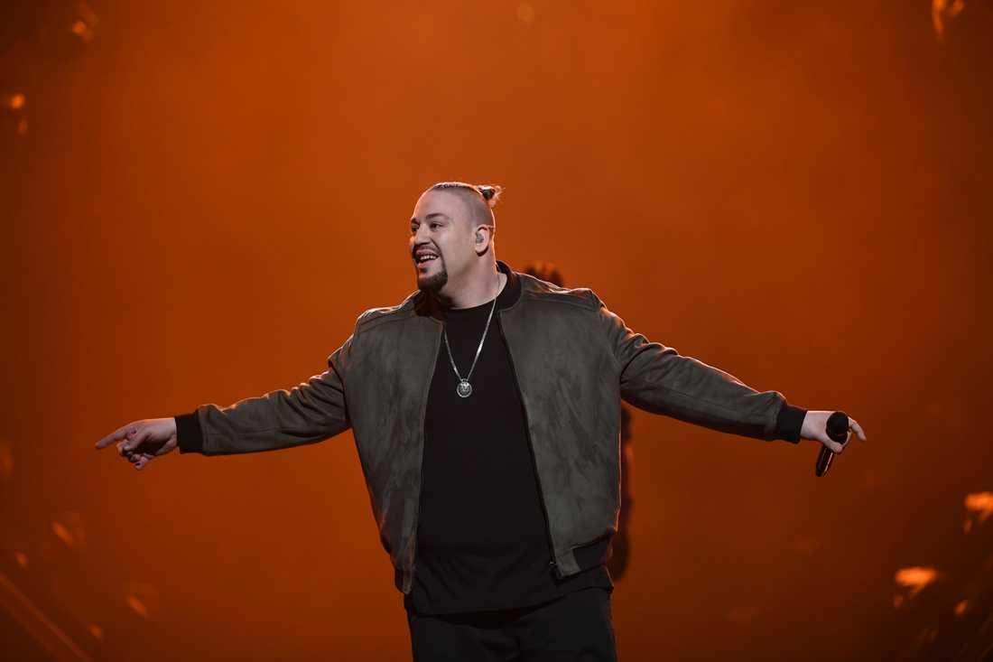 Nano i Melodifestivalens final