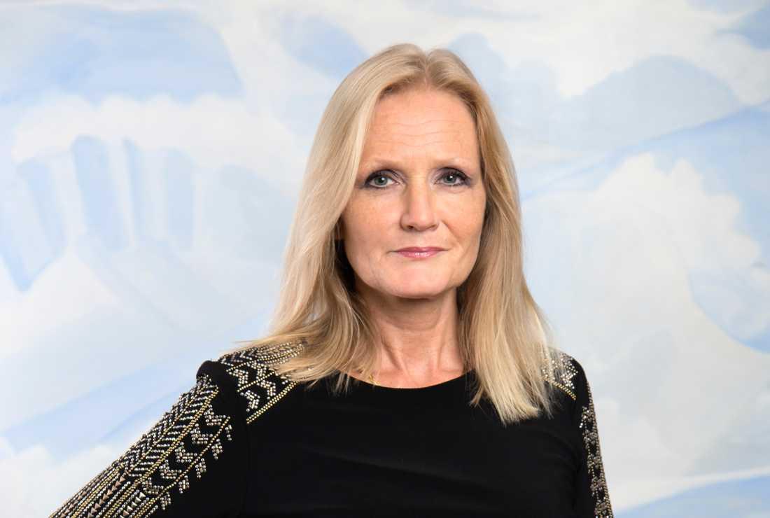 Vibeke Hammarström Kyrkans Akademikerförbund KyrkA