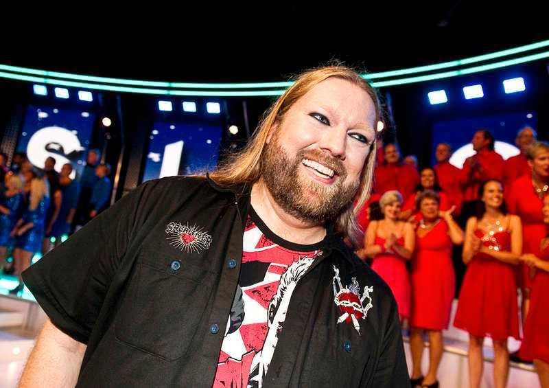 """TENOREN TAR TON """"Körslaget""""-trean Rickard Söderberg är en av de första som är klara för nästa års Melodifestival."""